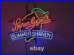 24x20Leinenkugel's Summer Shandy Neon Sign Light Beer Bar Pub Wall Hanging Art