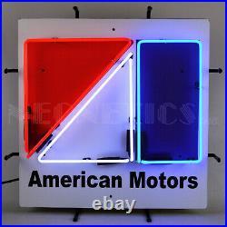 American Motors Corporation Neon Sign AMC Rambler Javelin AMX Nash