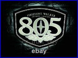 New Firestone Walker Brewing 805 Beer CA LED 3D Light Lamp Neon Sign 17