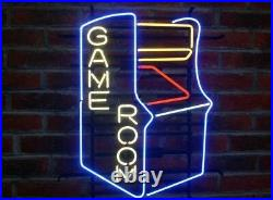 New Game Room Bar Beer Man Cave Neon Light Sign 17x14