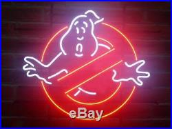 New Ghost Busters Beer Bar Pub Man Cave Neon Light Sign 20x16