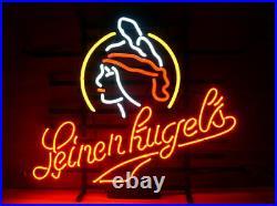 New Leinenkugel's Wisconsin Neon Light Sign 17x14 Beer Cave Bar Lamp Artwork