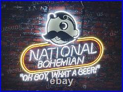 New Natty Boh National Bohemian Beer Neon Sign 24x20