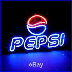 New Pepsi Cola Beer Pub Bar Neon Sign 17X14 PU23S Ship From USA