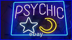 New Psychic Reading Poster Bar Billiards Beer Neon Sign 17x14