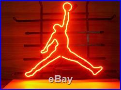Nike Air Jordan Basketball MJ ME581 Beer Neon Light Sign FREE SHIPPING