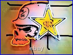 Rockstar Energy Drink Beer Bar Lamp Neon Light Sign 19 HD Vivid Printing