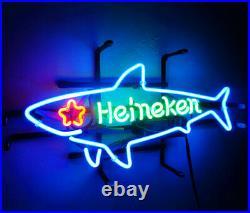 Shark Beer German Bar Pub Restaurant Boutique Wall Decor Neon Sign Light