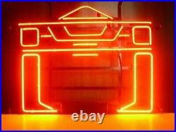 Tron Recognizer Arcade Game Room Neon Light Sign 20x16 Beer Lamp Glass Bar